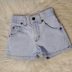 3 for $21❤ Vintage (90's) Lee shorts, 24 months